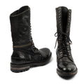 Hill Black High Boots