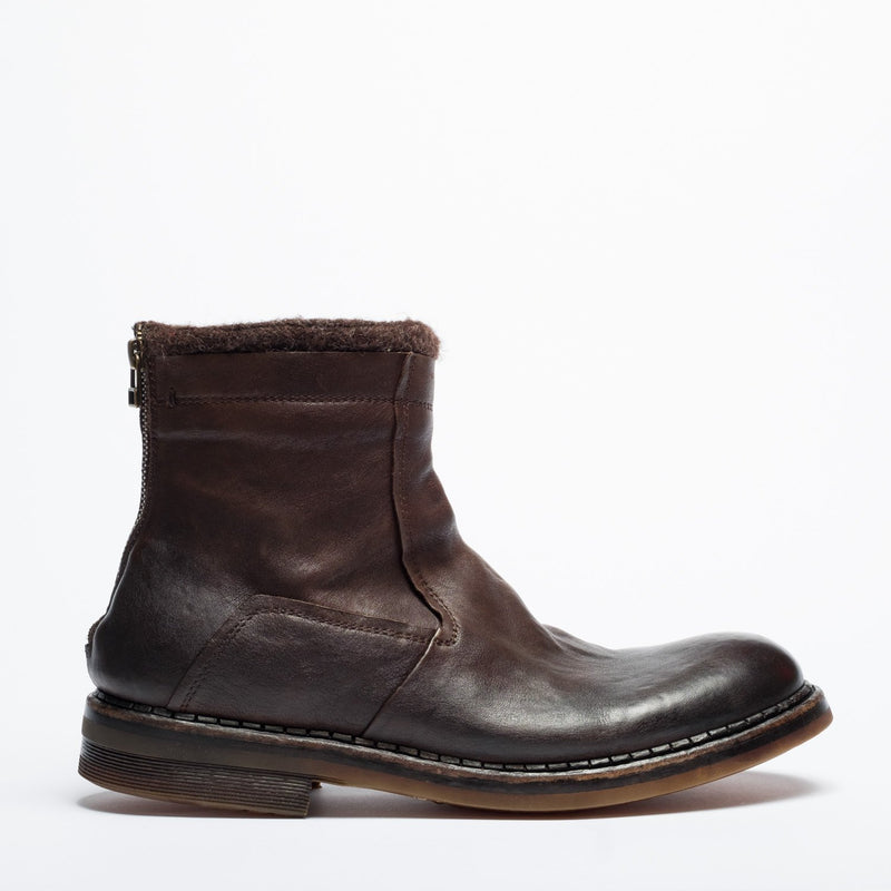 Ivan dark brown urban boot