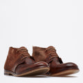 Jericho Laced Mid Shoes brown
