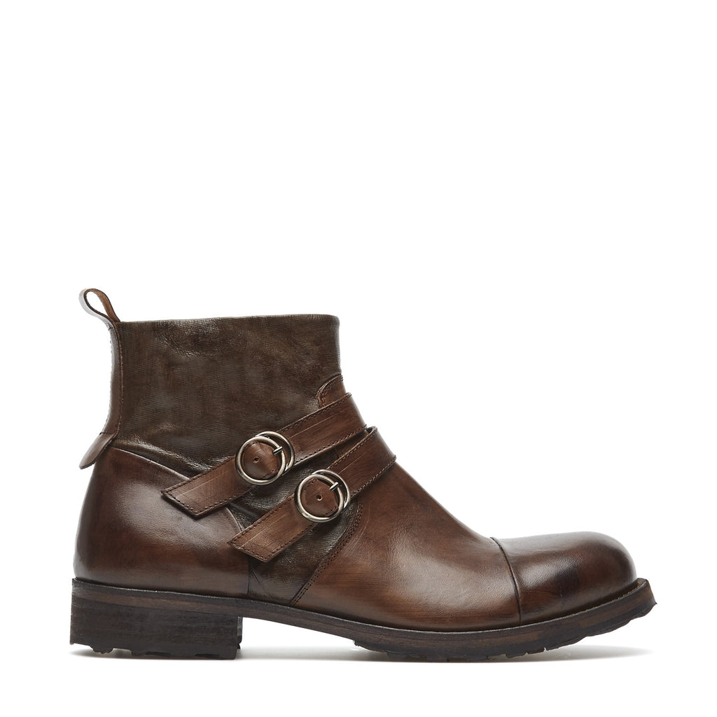 Louis Double Ankle Boots