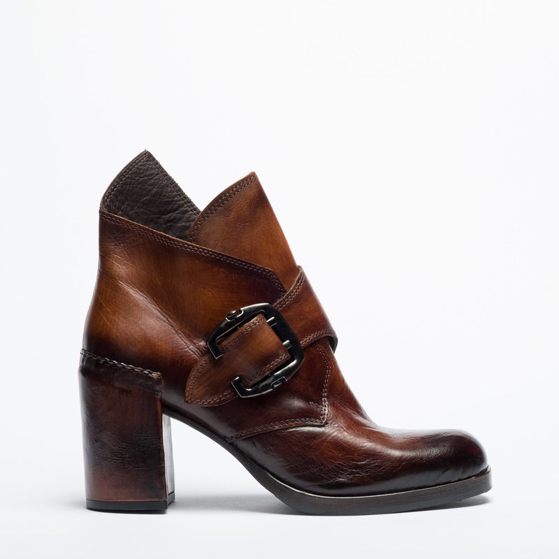 Lulu buffered cuoio city shoe