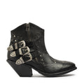 Madison Black Texan Boots