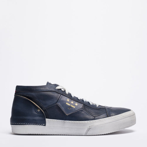 Mundialito mid jeans sneakers