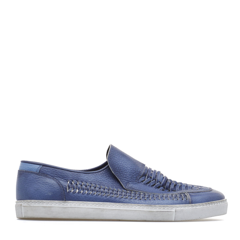 Nico Moccasins  navy