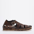 Peeo brown sandal