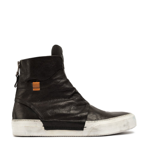 Rochelle Black High Sneakers