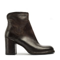 Rosaline Brown Mid Boots