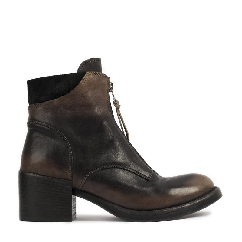 Rosita Brown Mid Boots