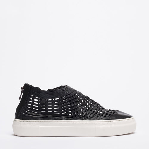 Spider black sneakers