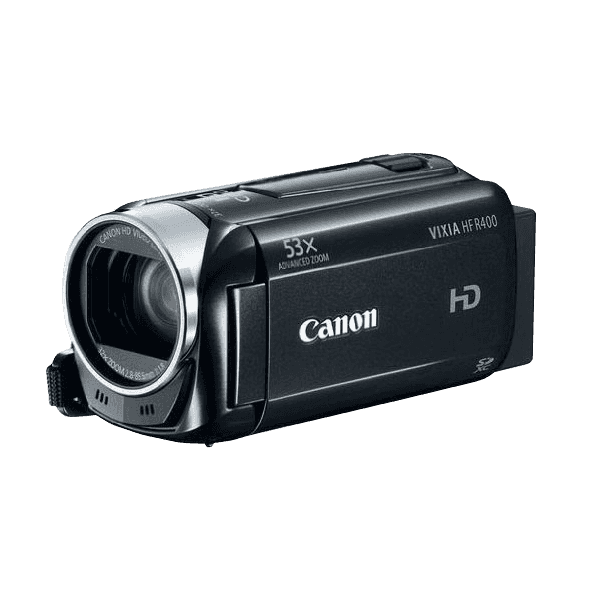 Canon VIXIA HF R400 HD 53x Advanced Zoom Camcorder