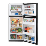 Frigidaire FFPT12F3NB 12.0 Cu. Ft. Black Top Freezer Refrigerator