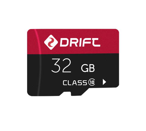 Drift Class 10 32GB Micro SD Card