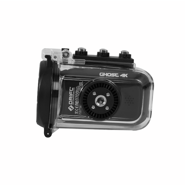 GHOST X / 4K Waterproof Case - Drift Innovation