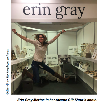 erin gray jewelry hits the press!