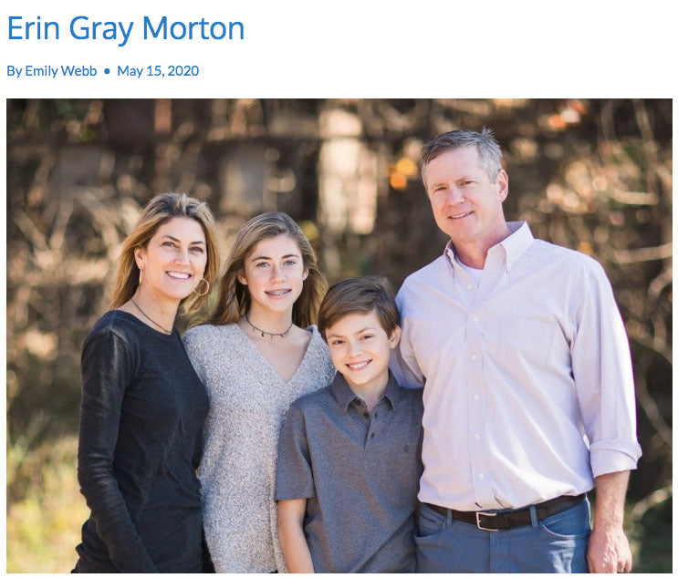 Atlanta Parent talks to Erin Gray Morton