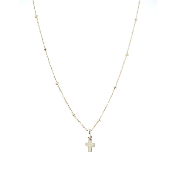 Oxford in Sterling Necklace