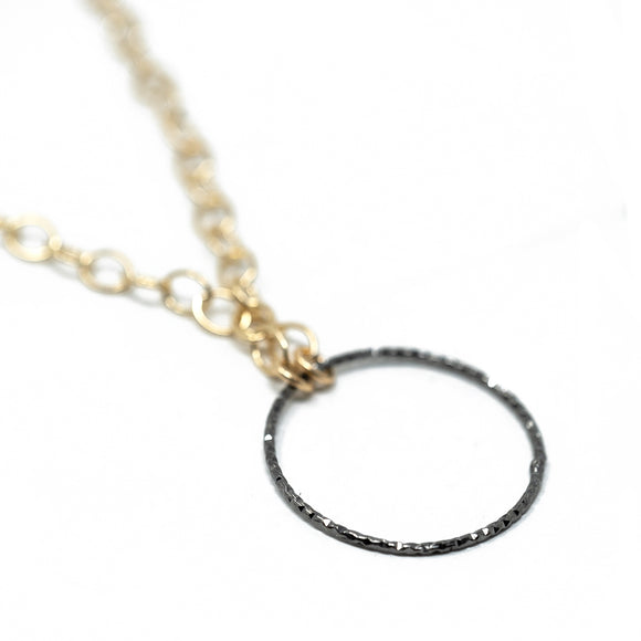 Unity Circle Necklace no. 1