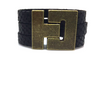 the hampton leather bracelet - gray market jewelry