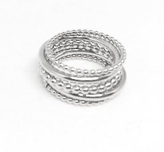 ring in london silver - gray market jewelry
