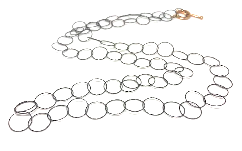 Essential Layering Necklace no.1 - gray market jewelry