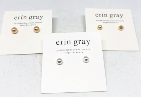 stud earring - gray market jewelry