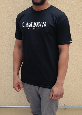 Crooks and Castles, Tee, T-Shirt, T Shirt, Crooks n Castles