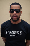 Crooks & Castles Violento Noir Sunglasses