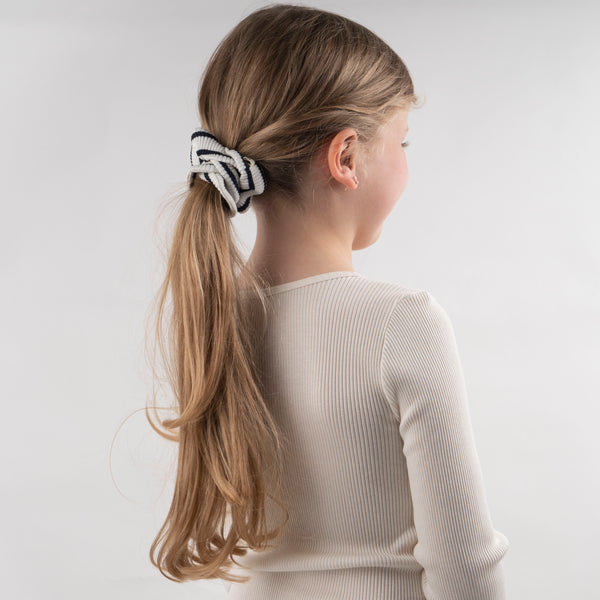 Scrunchie bobble sailor