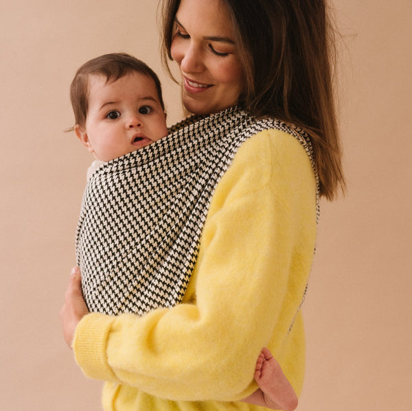 Baby carrier moss