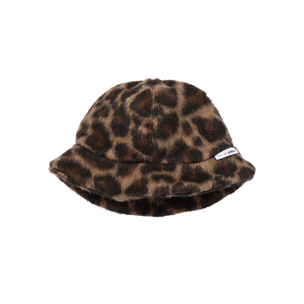 Leading leopard fishers hat
