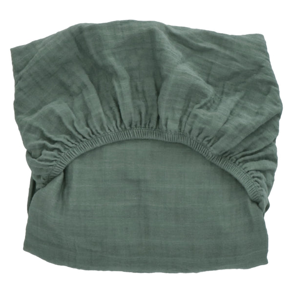 Fitted sheet bay