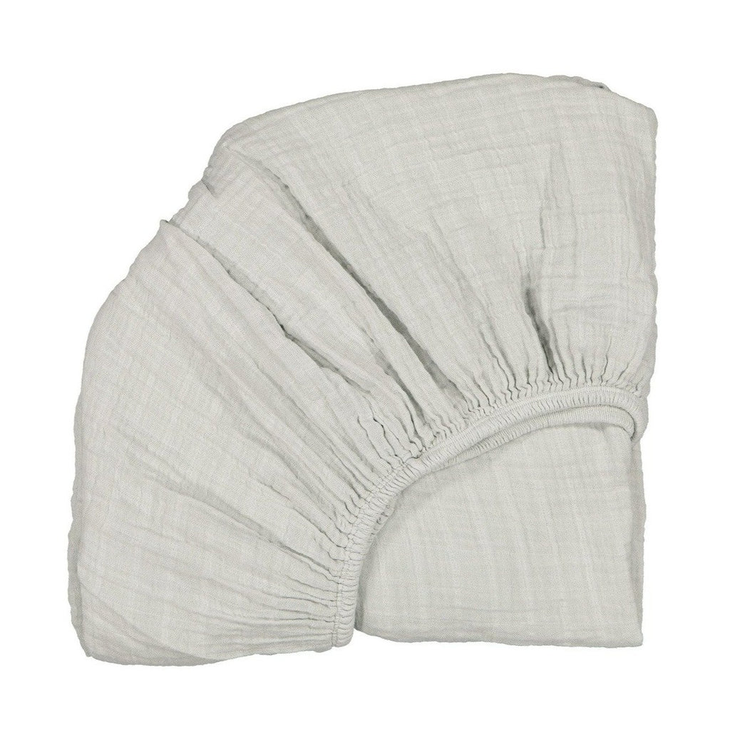 Fitted sheet papuche almond