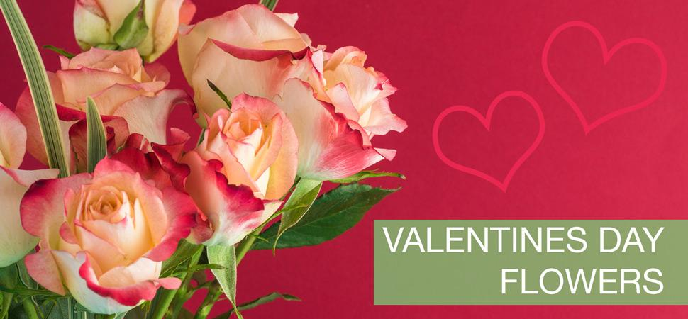 Valentines Day Flowers Available at K&M Flowers in Dearborn - Detroit