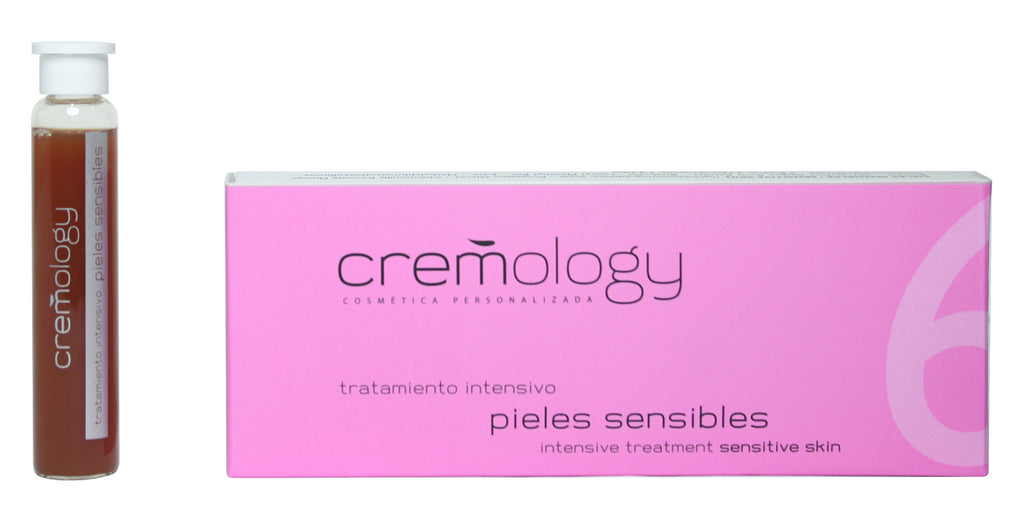 Tratamiento Intensivo - Pieles Sensibles - 3x10ml.