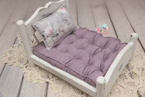 PRE-ORDER- REVERSIBLE Lilac Love- NB Mattress
