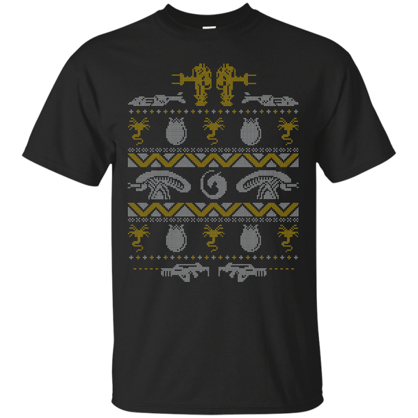 A Christmas Bug Hunt T-Shirt