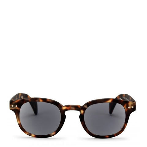 Izipizi - reading sunglasses in tortoise Style C