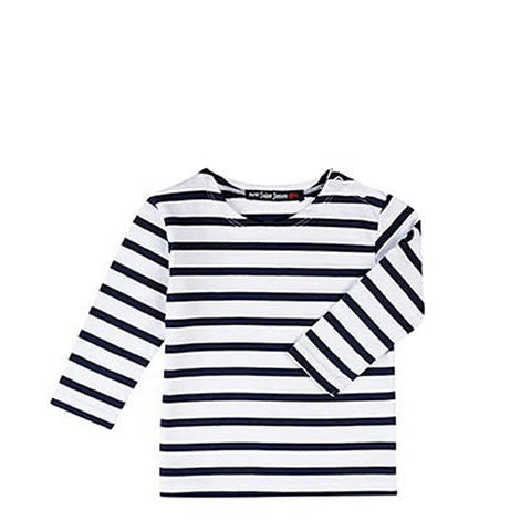 Saint James - Ocean Lay tee striped 9306