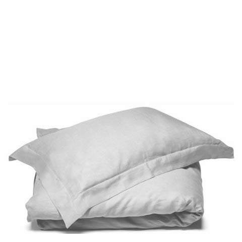 Libeco - washed Belgian linen Santiago pillow sham and duvet cover
