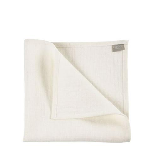 Libeco - Napoli Vintage Belgian linen napkins in oyster, 50296