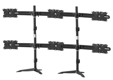 "Hex 32"" Monitor Mount Stand - AMR6S32"