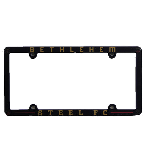 Wincraft Printed Plastic License Plate Frame