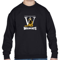 Black - WBS Wildcats logo