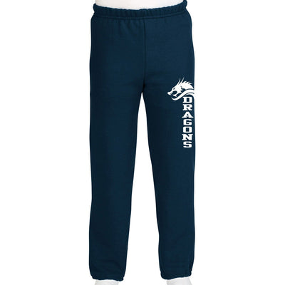 GILDAN Fleece Sweatpants - YOUTH