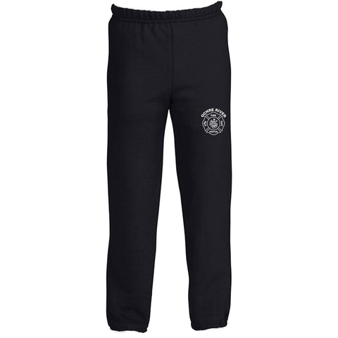 Youth Closed Bottom - Black