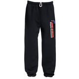 RING - PANTS - Gildan Fleece - Open & Closed Bottom - ADULT