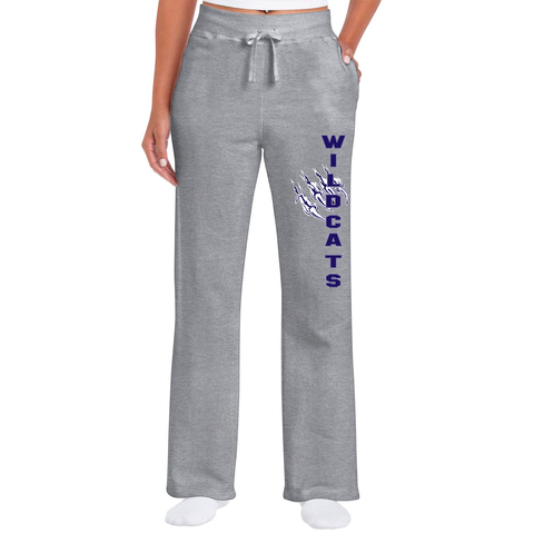 LEAF - PANTS - Gildan Fleece - Open Bottom Sweatpants - LADIES