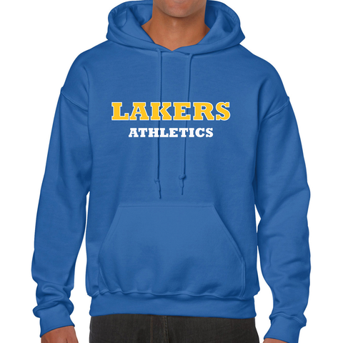 WPG - HOODIE - Gildan Pullover - Various Colours - ADULT