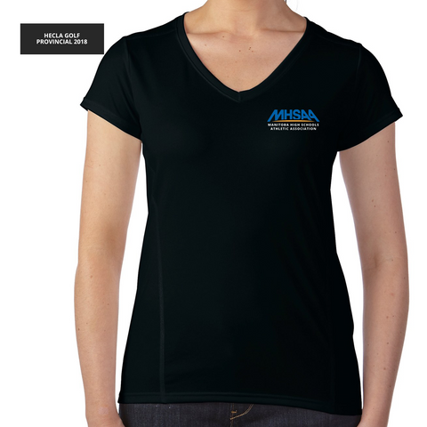 MHSAA - SHIRT - Gildan Tech T-shirt - ADULT & LADIES