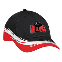 PWO - HEADWEAR - AJM Pro-Stitch Cap (AVAILABLE from the OUTLAWS CANTEEN)